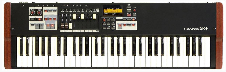 Portable Hammond Organ