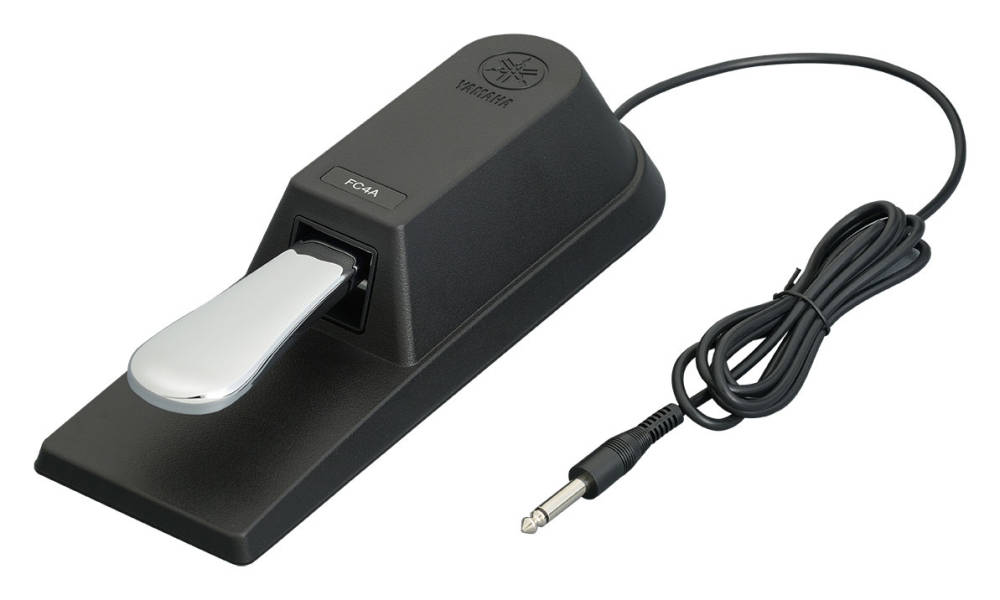 yamaha piano style sustain pedal long mcquade musical
