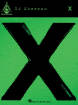Hal Leonard - Ed Sheeran - X - Guitar TAB - Book