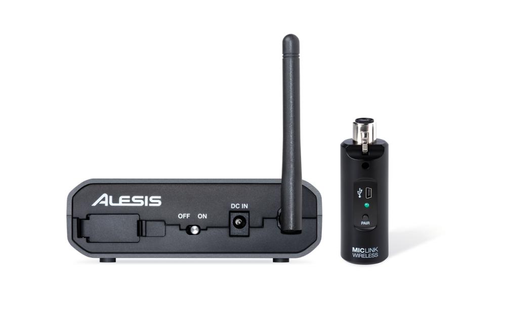 Simple 9v Wireless Microphone Fm Transmitter