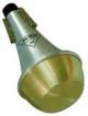 Jo-Ral - Trumpet Straight Brass Bottom Mute
