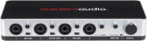 Resident Audio - T4 24/96 4-Channel Thunderbolt Audio Interface