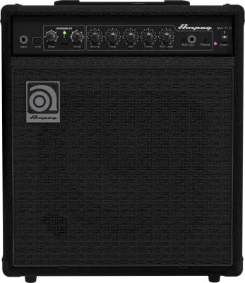 BA-110 30W 10-Inch Bass Combo Amplifier with Grinding Bass Scrambler