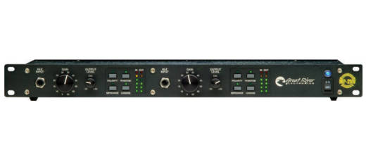 MP-2NV 2 Channel Microphone Preamp