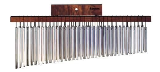 69 Bar Double Row Chime