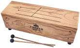 TreeWorks Chimes - 6-Note Slit Tongue Log Drum
