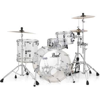 Crystal Beat 3-Piece Shell Kit - Clear
