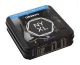 DAddario - EXL115 4-Pack Medium/Blues-Jazz Rock 11-49 Guitar Strings with Free NYXL Set