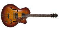 Godin Guitars - 5th Ave CW Kingpin II with TRIC Case - Cognac Burst
