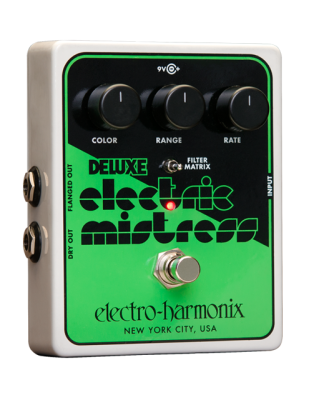 Deluxe Electric Mistress XO Analog Flanger