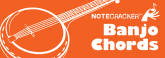 Hal Leonard - Notecracker: Banjo Chords - Swatch Pack