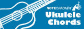 Hal Leonard - Notecracker: Ukulele Chords - Swatch Pack