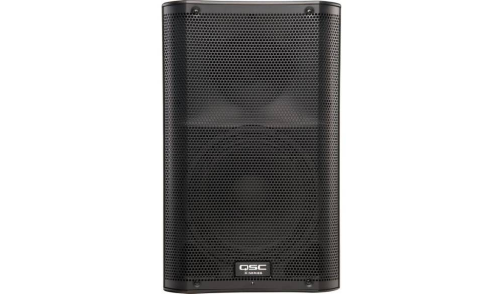 QSC K12 1000 Watt 12'' Active 2-Way Loudspeaker - Long