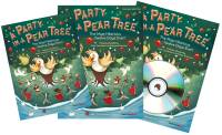 Hal Leonard - A Party in a Pear Tree: The Most Hilarious Twelve Days Ever! - Jacobson/Emerson - Performance Kit/CD