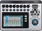 QSC - TouchMix-8 Compact Digital Mixer with Touchscreen