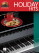Hal Leonard - Holiday Hits: Piano Play-Along Volume 49 - Piano/Vocal/Guitar - Book/CD
