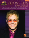 Hal Leonard - Elton John Favorites Piano Play-Along Volume 77 - Piano/Vocal/Guitar - Book/CD