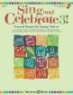 Shawnee Press - Sing and Celebrate 3! (Collection) - Book/CD