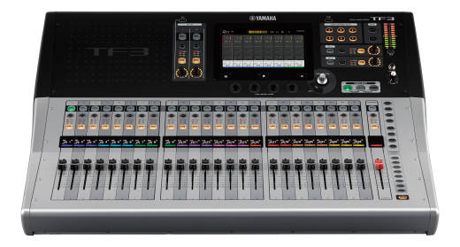 24-Channel 48-Input Digital Mixing Console