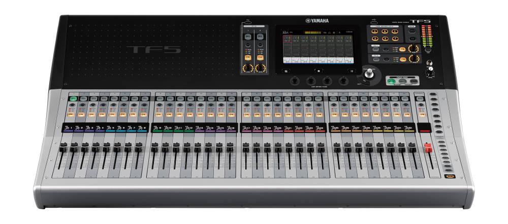 Yamaha 32 channel 48 input digital mixing console long for Yamaha digital console