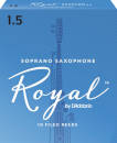 Royal by DAddario - Rico Royal Soprano Saxophone Reeds
