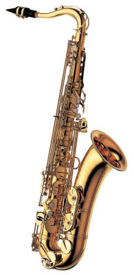 Professional Bb Tenor Saxophone - Lacquered