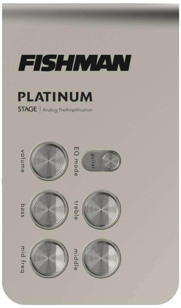 fishman platinum stage eq di outboard preamp long mcquade musical instruments. Black Bedroom Furniture Sets. Home Design Ideas
