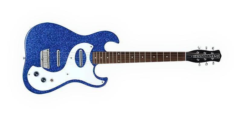 63 Double Cutaway Electric Guitar
