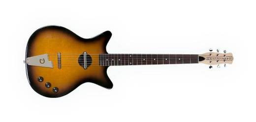 Convertible Acoustic Electric Guitar - Tobacco Sunburst