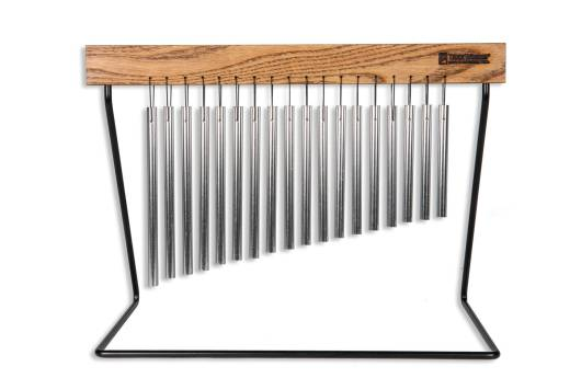 Medium Single-Row Table Top Chime with Stand