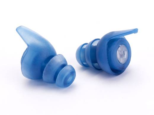 Universal Fit Ear Plugs 20dB Attenuation - Blue