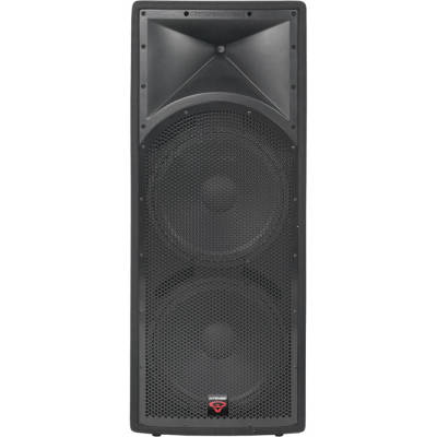 Intense Series 2x15 Inch 2 Way Full Range Speaker