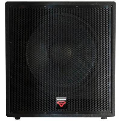 Intense Series 18 Inch Direct Firing Subwoofer