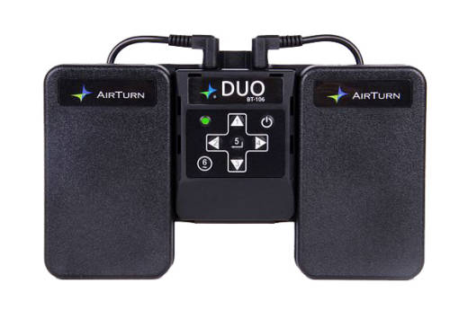 2 Pedal Bluetooth Page Turner