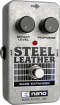 Electro-Harmonix - Nano Steel Leather Attack Expander for Bass Guitar