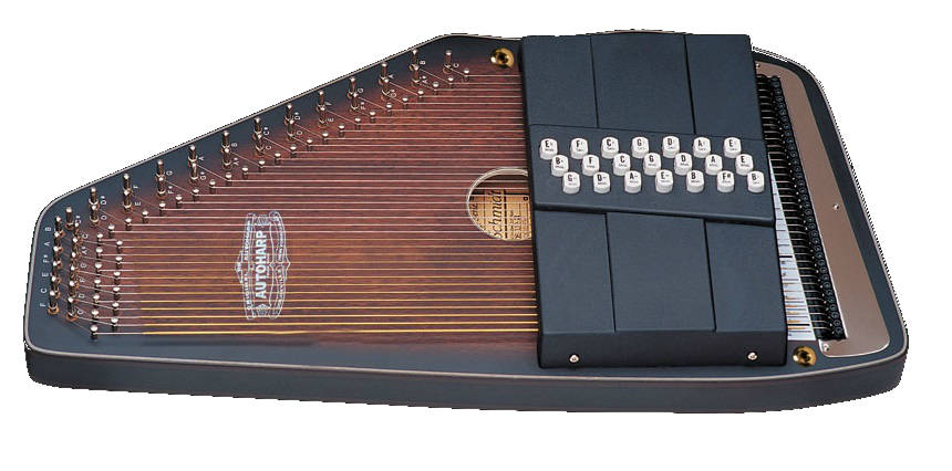 21 Chord Autoharp With Pickup   The Americana Autoharp on oscar schmidt autoharp 5 chord