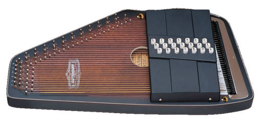 21 Chord Autoharp With Pickup - ''The Americana Autoharp''