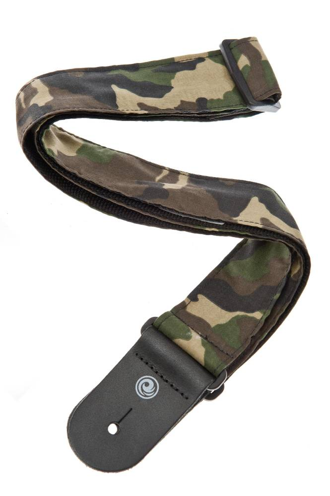 planet waves camouflage guitar strap long mcquade musical instruments. Black Bedroom Furniture Sets. Home Design Ideas