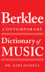 Berklee Press - The Berklee Contemporary Dictionary of Music - Juusela - Book