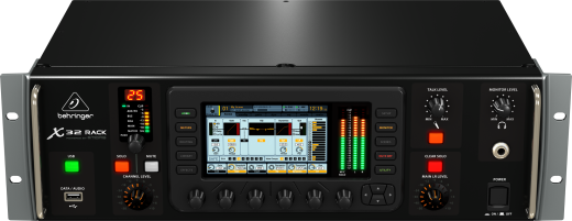 X32 Digital Rack Mixer