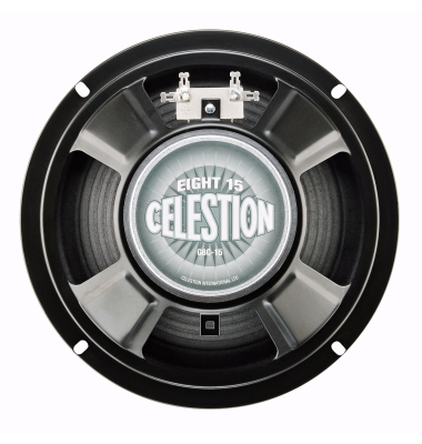 Eight 15 8'' 15-Watt Guitar Speaker 4 Ohm