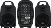 Behringer - 500W 6-Channel Portable PA System with FX and Bluetooth