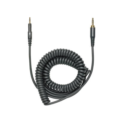 Coiled Replacement Cable for M-Series Headphones