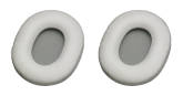 Audio-Technica - Replacement Earpads for ATH-M Series, Pair - White