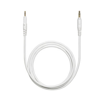 Straight 1 m Replacement Cable for M-Series Headphones - White