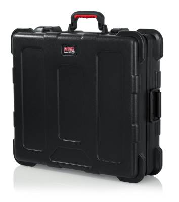 ATA Molded Mixer Case w/ TSA Latches - 19'' x 21'' x 6''