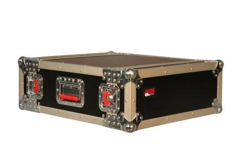 4U, Standard Audio Road Rack Case