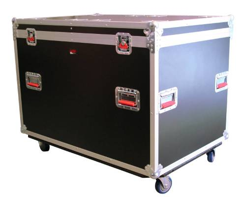 Truck Pack Trunk w/ Casters - 45'' x 30'' x 30''