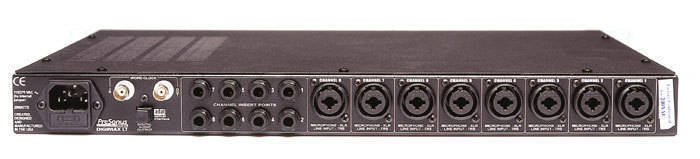 presonus digimax lt 8 channel preamp with adat output long mcquade musical instruments. Black Bedroom Furniture Sets. Home Design Ideas