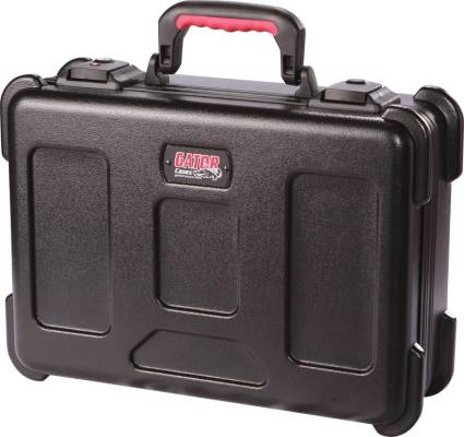 Utility Case with TSA Latches, Diced Foam, 19'' x 19'' x 7''